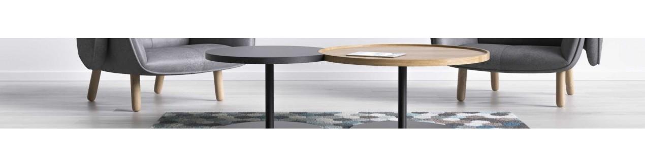 Découvrez nos tables basses en bois, verre ou marbre de grandes marques européennes : Take me home, Umage, Pols potten, Prostoria, Dôme deco, Versmissen