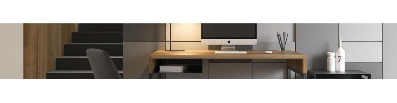 Découvrez nos bureaux design en bois ou métal de grandes marques européennes : Take me home, Umage, Pols potten, Dôme deco