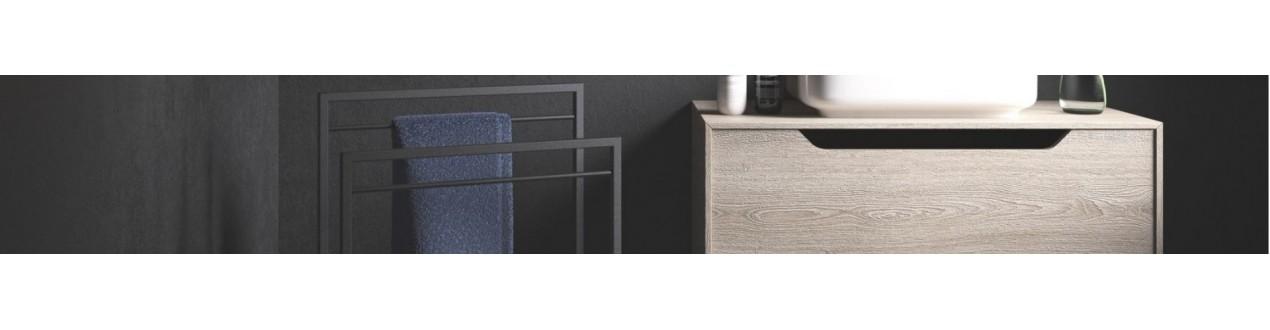 Ontdek onze design kapstokken en handdoekhouders van grote Europese merken voor uw interieur